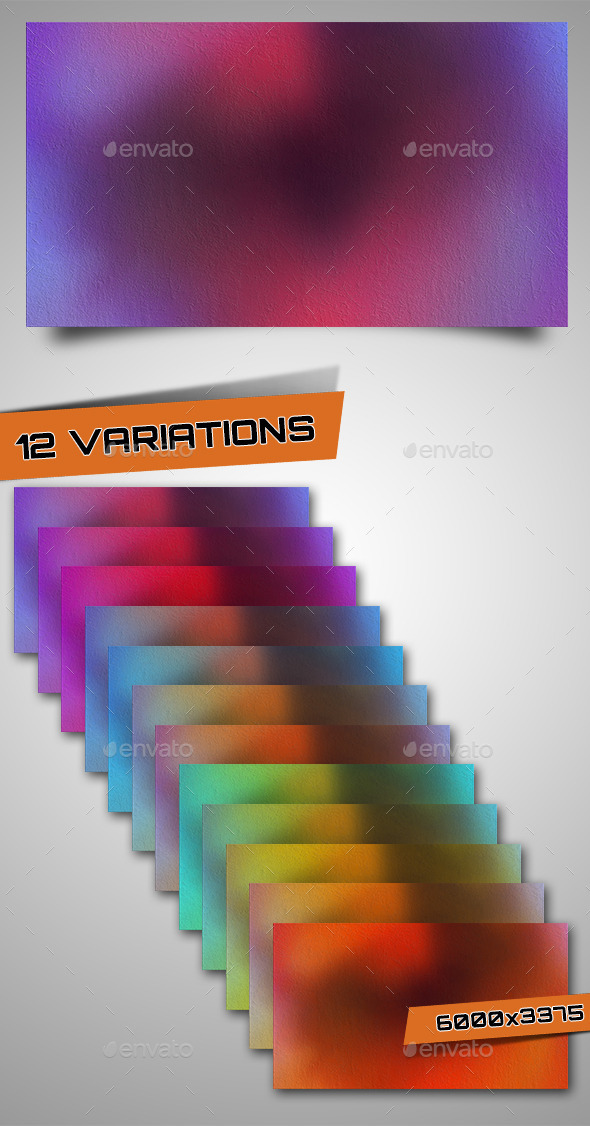 12 Color Abstract Backgrounds - Abstract Backgrounds
