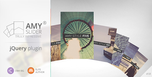 AMY Slider - jQuery Plugin - CodeCanyon Item for Sale