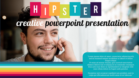 Hipster creative powerpoint presentation template by orapopo hipster creative powerpoint presentation template toneelgroepblik Images