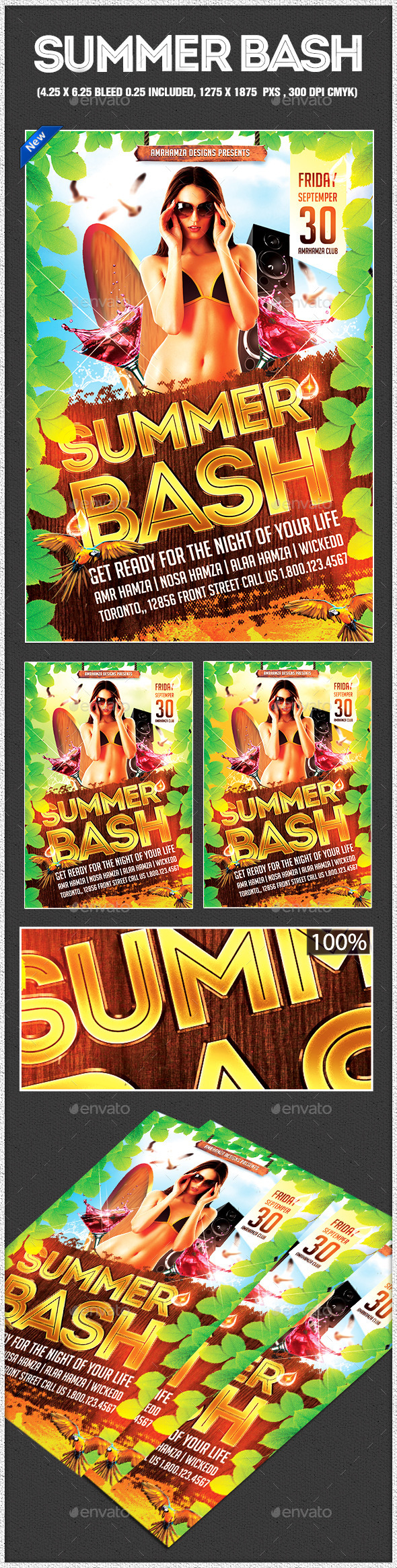 Summer Bash - Clubs & Parties Events