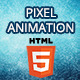 Pixel Animation HTML5 - CodeCanyon Item for Sale