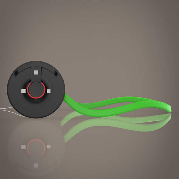 Headset 3D - 3DOcean Item for Sale
