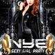 NYE Sexy Girl Party - GraphicRiver Item for Sale