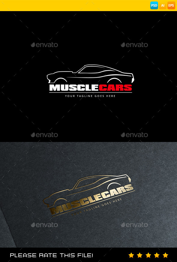 Car Logo - Vector Abstract