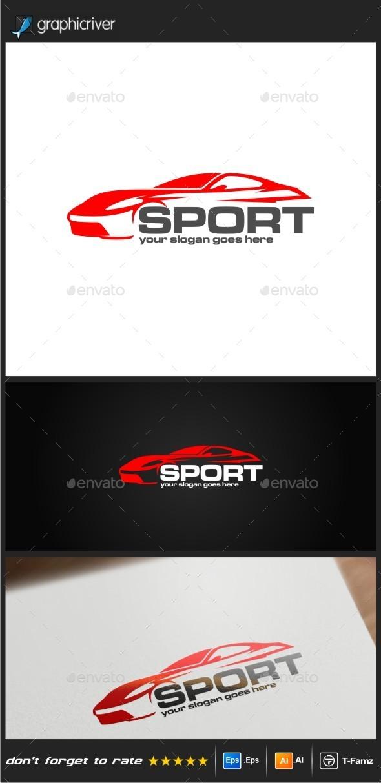 Car Sport Logo Templates - Objects Logo Templates