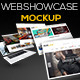 Web Showcase Mockup - GraphicRiver Item for Sale