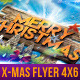 Christmas Flyer Template 5 (4x6) - GraphicRiver Item for Sale