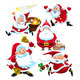 Set of Santa Claus - GraphicRiver Item for Sale