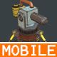 MOBILE TURRET PACK 1 - 3DOcean Item for Sale