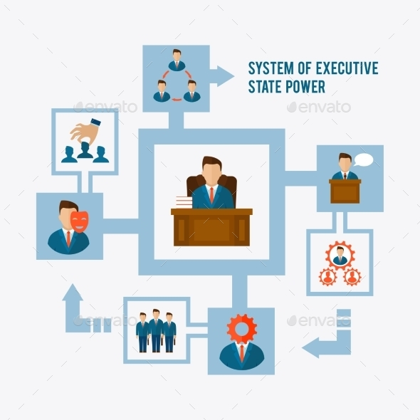Executive Concept - Business Conceptual
