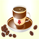 A cup of coffee  - GraphicRiver Item for Sale