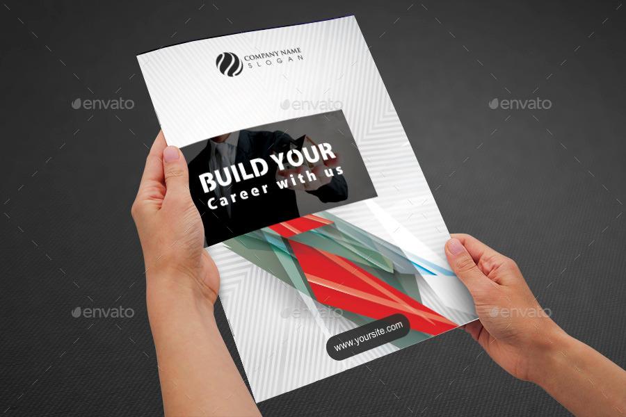 Real Estate Bi Fold Brochure Template Des