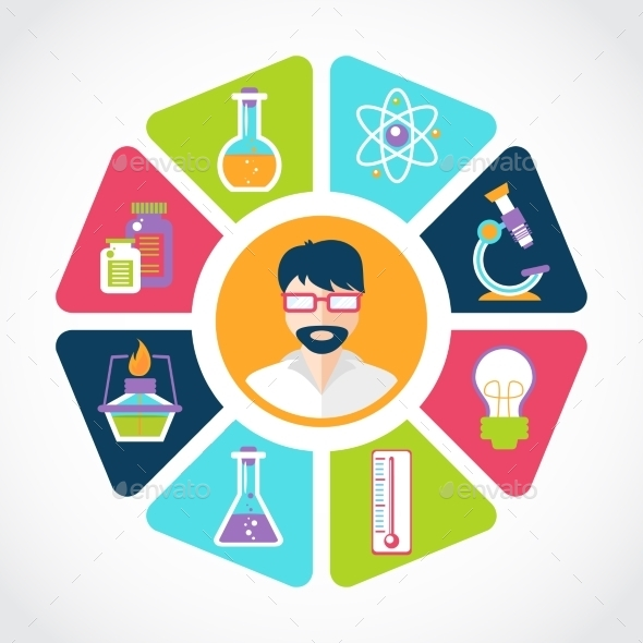 Chemistry Concept Illustration - Miscellaneous Conceptual