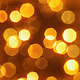 Golden Particles Bokeh - VideoHive Item for Sale
