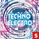 Techno Electro Flyer - GraphicRiver Item for Sale