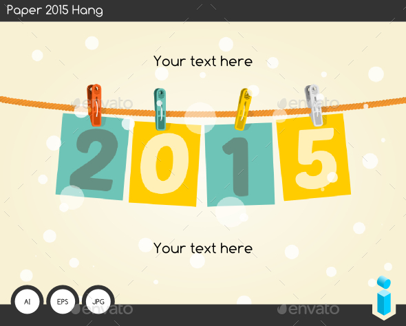 Paper 2015 Hang - New Year Seasons/Holidays
