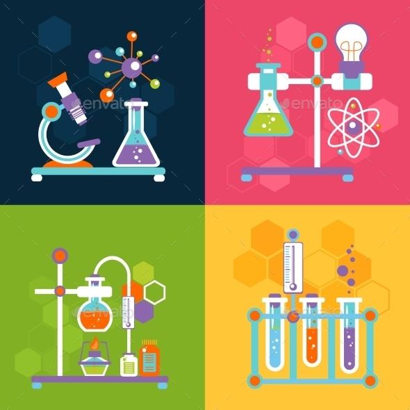 Chemistry Design Concepts - Conceptual Vectors