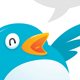 Fat Twitter Bird - GraphicRiver Item for Sale