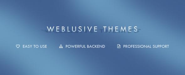 Weblusive page
