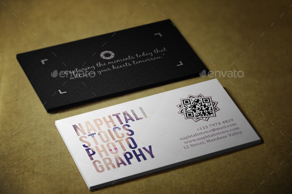 Simple photography business card by naphtalistoics graphicriver simple photography business card creative business cards previews01imagepreview 1g reheart Gallery