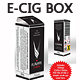 E-Cigarette Liquid Flavor Box and Label - GraphicRiver Item for Sale