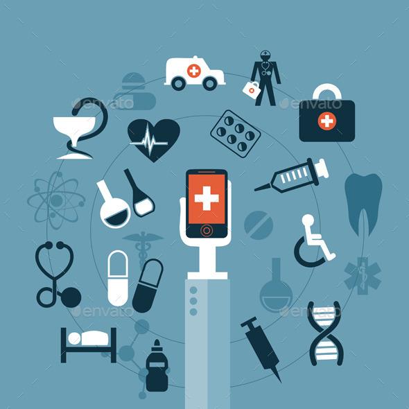 Medicine - Health/Medicine Conceptual