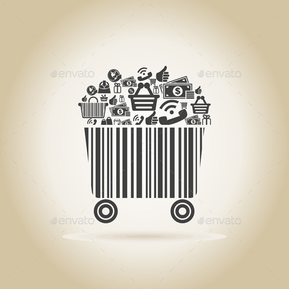Shopping  - Miscellaneous Vectors
