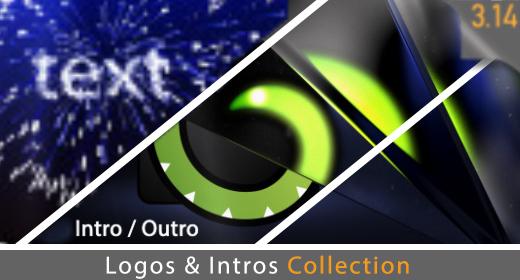 Logo Stings & Short (website) Intros