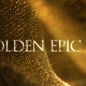 Golden Epic Titles - VideoHive Item for Sale