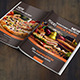 FoodPress BiFold Brochure Template - GraphicRiver Item for Sale