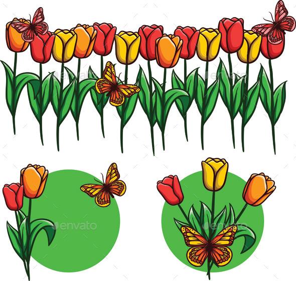 Tulips - Flowers & Plants Nature