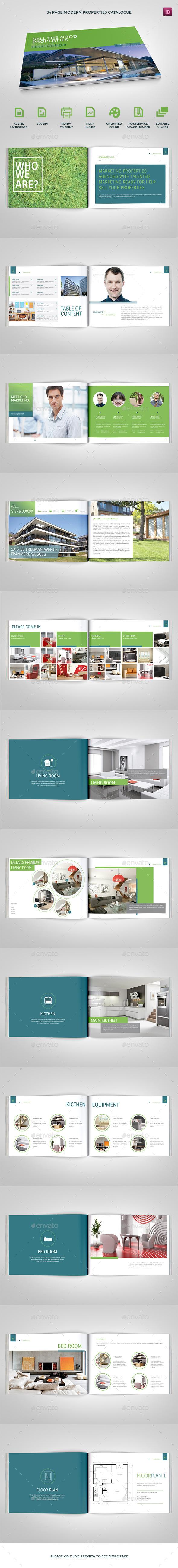 Modern Properties Catalogs - Catalogs Brochures