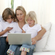 Family at Home Shopping Online - VideoHive Item for Sale