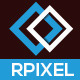 Rpixel Business card - GraphicRiver Item for Sale