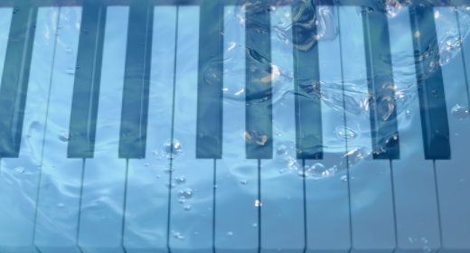 Piano - Beautiful, Clear, Transparent -