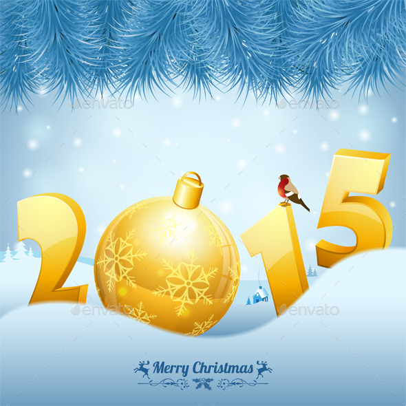 New Year Background - New Year Seasons/Holidays