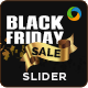 Black Friday Slider - GraphicRiver Item for Sale