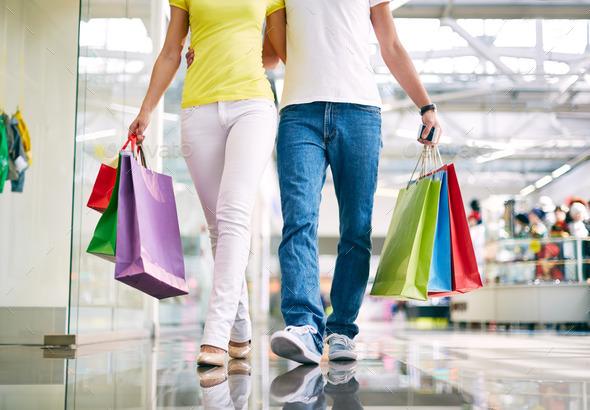 Shopaholism - Stock Photo - Images