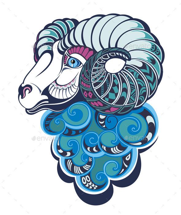 Sheep - Animals Characters