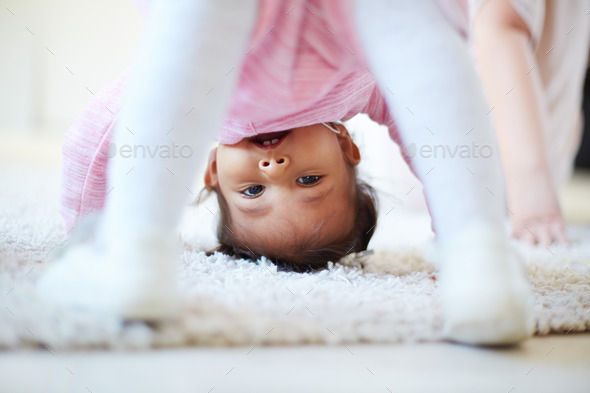 Upside-down - Stock Photo - Images