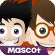 Boy Mascot - GraphicRiver Item for Sale