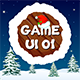 Christmas Mobile Game UI Kit 01 - GraphicRiver Item for Sale