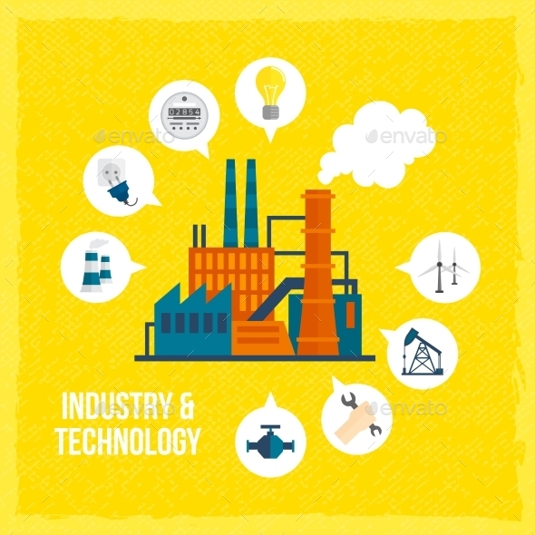 Building Industry Concept - Industries Business