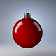 Christmas bauble - 3DOcean Item for Sale