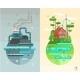 Landscape Concepts - GraphicRiver Item for Sale