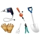 Six Different Kinds of Construction Tools