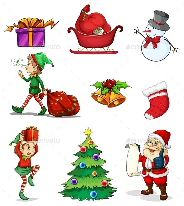Christmas Signs - Christmas Seasons/Holidays