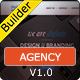 AGENCY - Responsive Email Template With Builder - ThemeForest Item for Sale