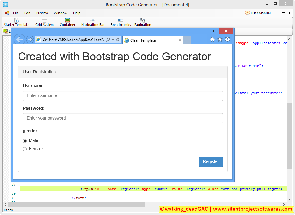 bootstrap codes Bootstrap list example snippets with css, javascript and html code a collection of bootstrap list code examples for bootstrap 3.
