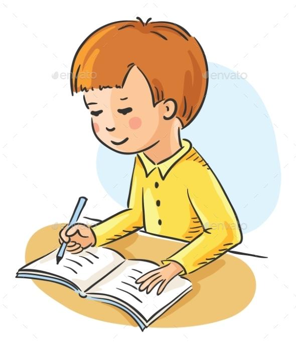 Homework - People Characters